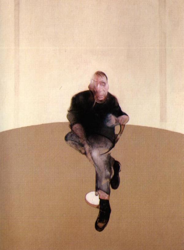 Study_for_a_Self_Portrait_-Triptych,_1985-86